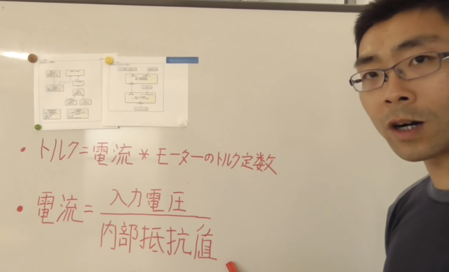 SysMLパラメトリック図_トルク_電流